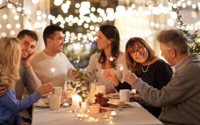 Eine nährende Coachingstunde anstatt Firmen-Weihnachtsesssen